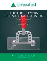 Four Levers of Financial Planning image