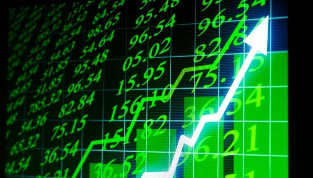stocks push higher