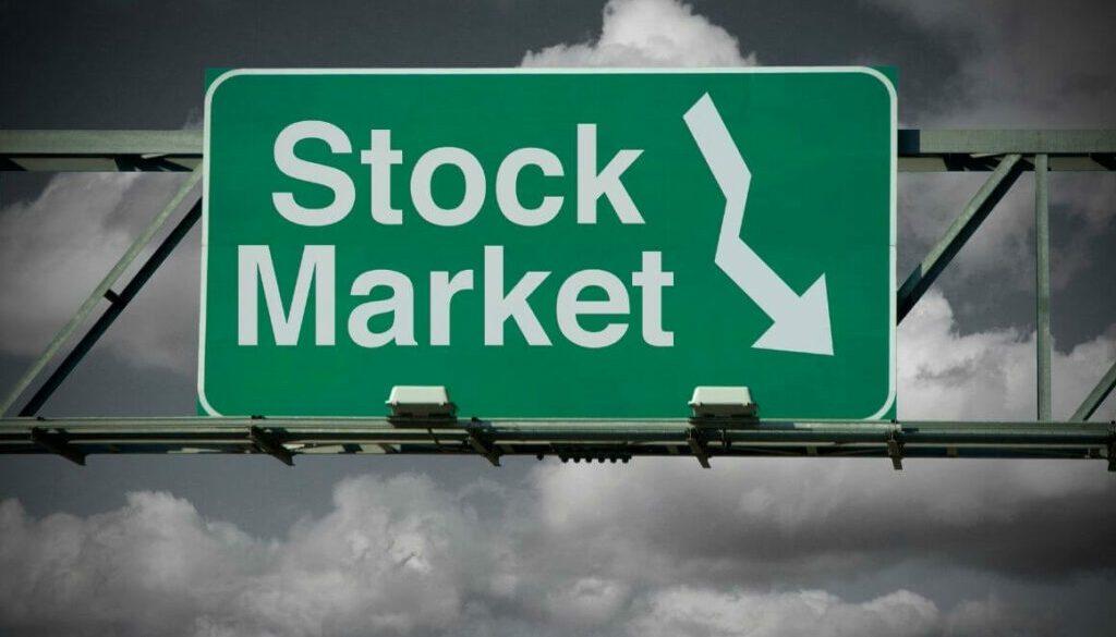 markets drop