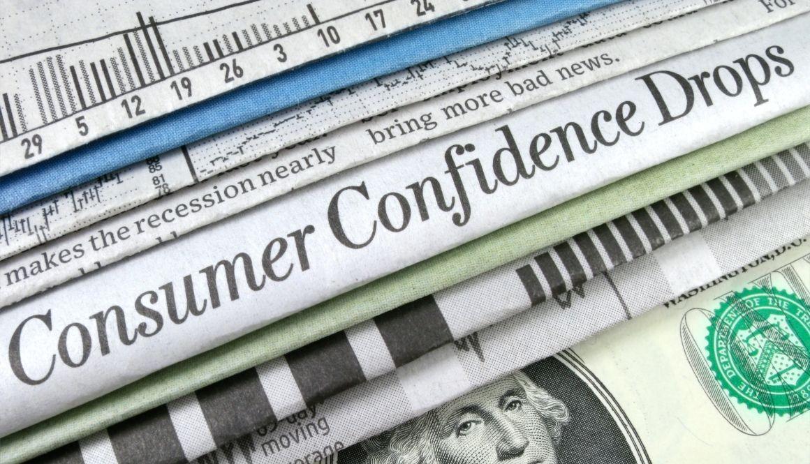 consumer confidence drops