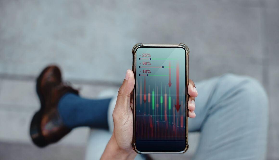 markets slightly down
