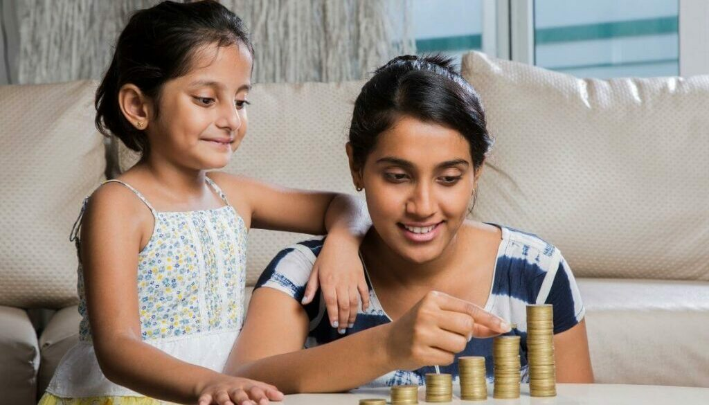 teaching your kids about investing set them up for a great financial future